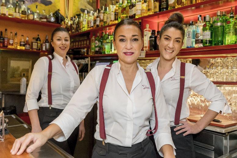 equipo gibson bar