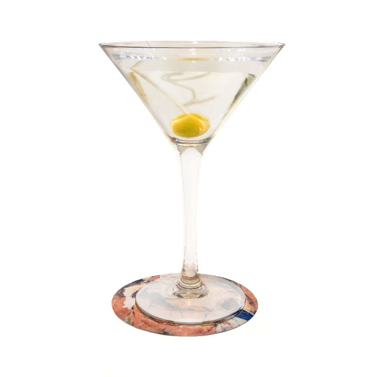 cactel dry martini gibson bar